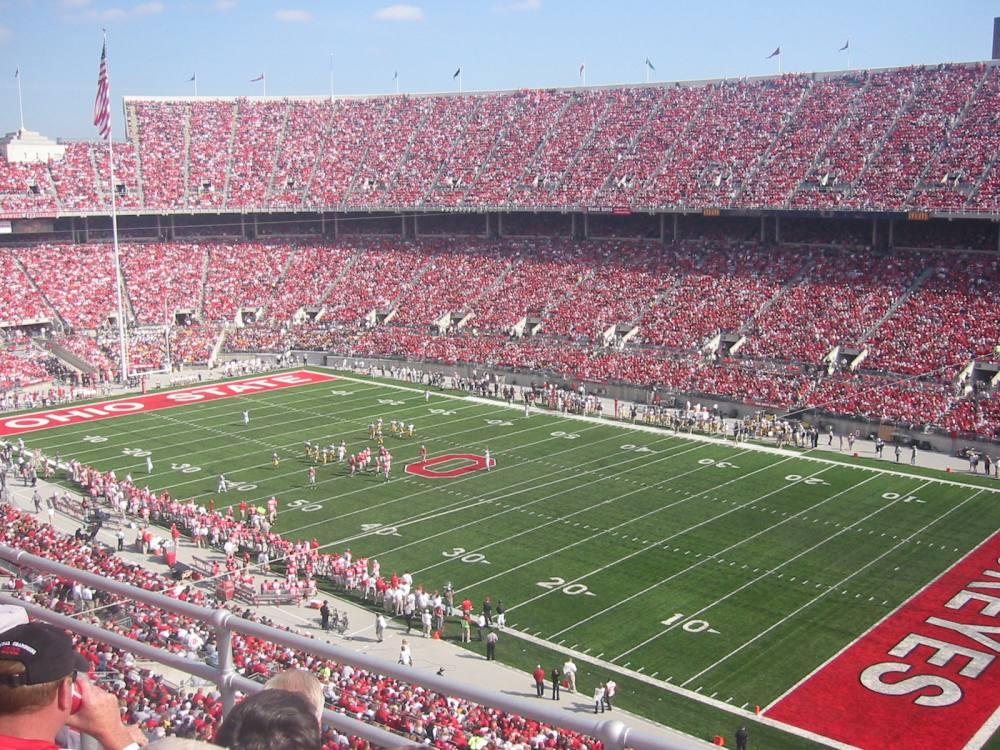 Ohio State University Buckeyes Stadium