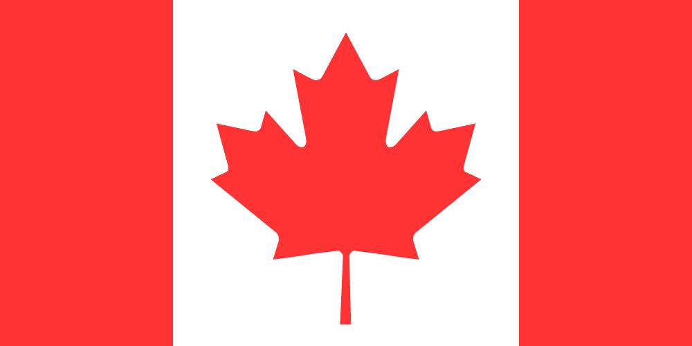 Packliste Kanada-Flagge