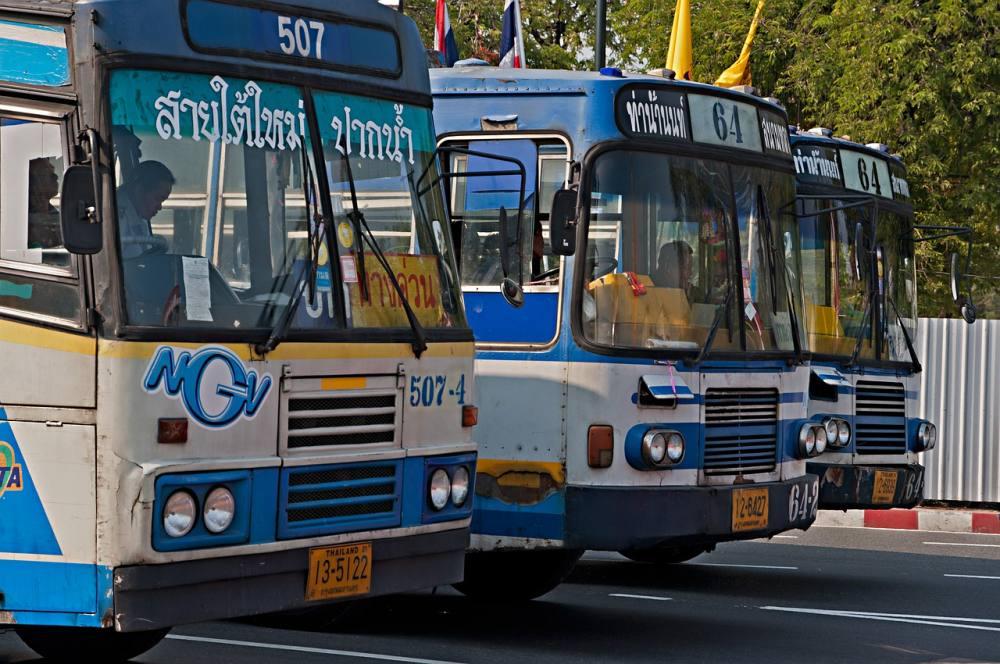 Backpacker Thailand Busreise