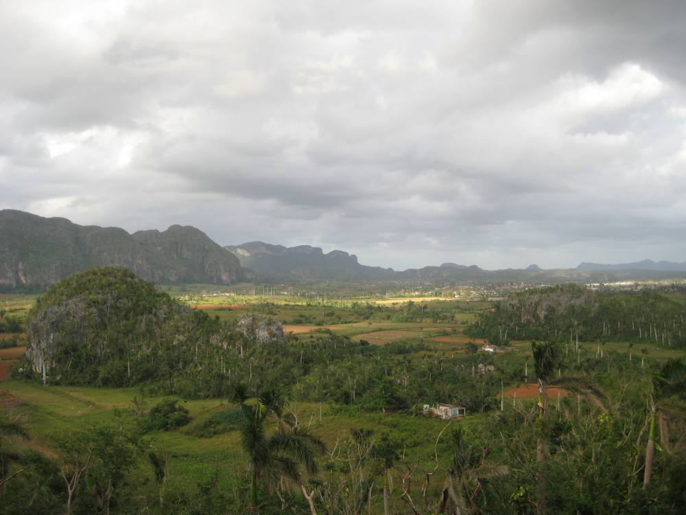 Urlaub in Viñales auf Kuba